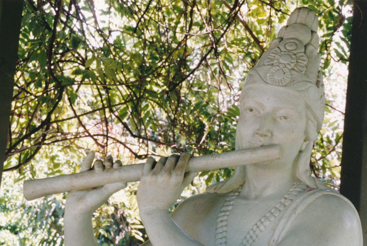 6 - Vedanta Society of Sacramento - Garden of Saints - Sri Krishna 4