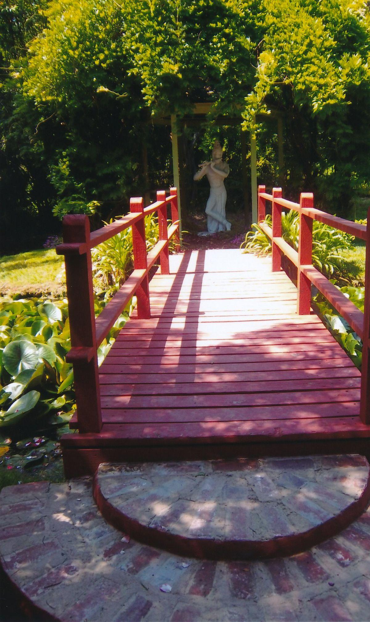 6 - Vedanta Society of Sacramento - Garden of Saints - Sri Krishna 5