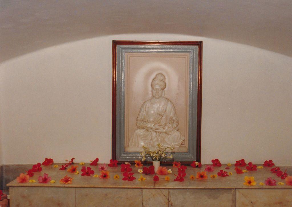 17 Swami Vivekananda Shrine at Vivekananda Temple, Belur Math