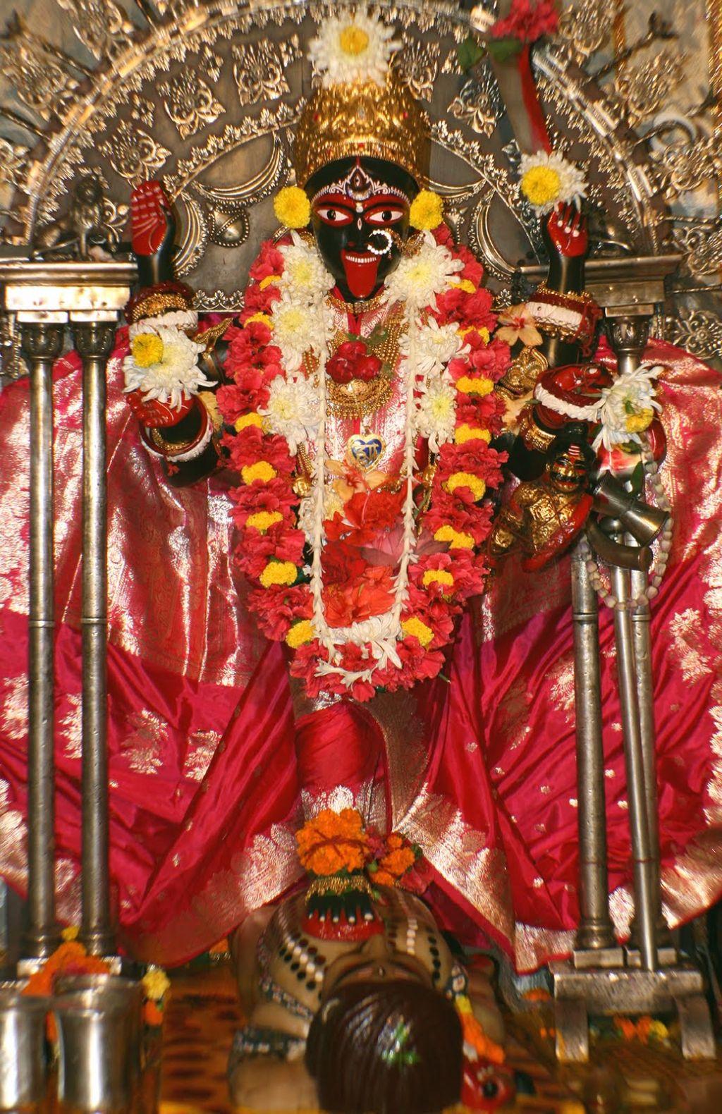 4 Dakshineswar Ma Kali