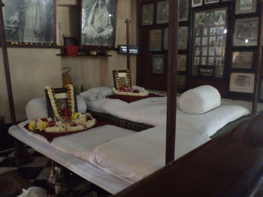 5 Dakshineswar Sri Ramakrishna Room