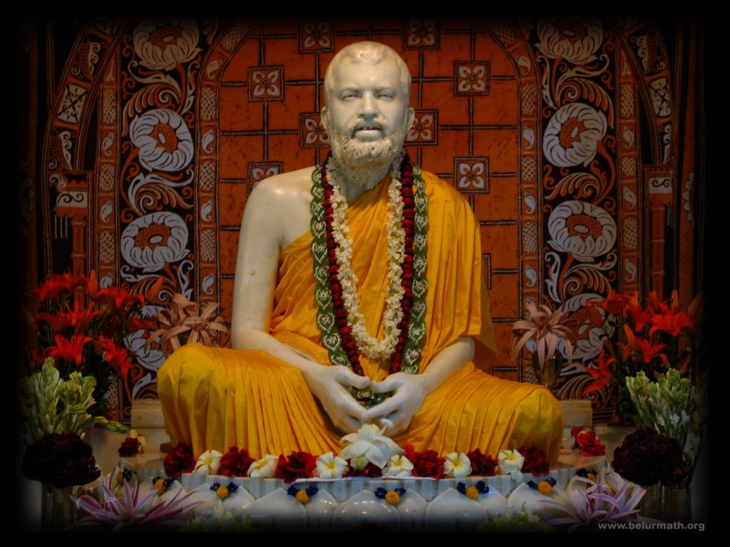 9 Sri Ramakrishna at Belur Math