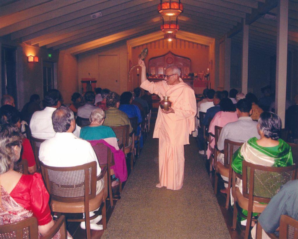 Ceremony in our Auditorium