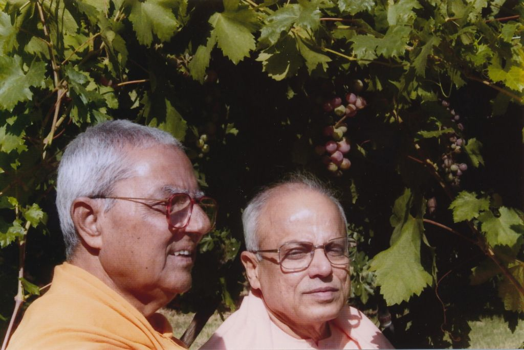 Sw. Prameyananda, Sw. Prapannananda