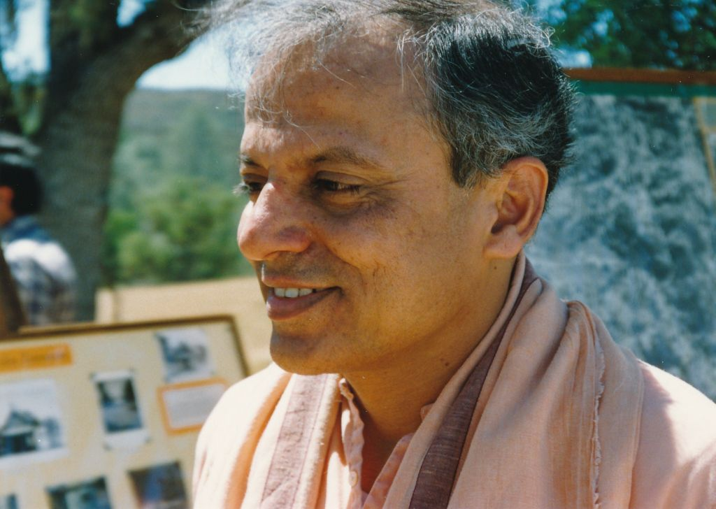 Sw. Prapannananda in Shanti Ashrama - Photo 3