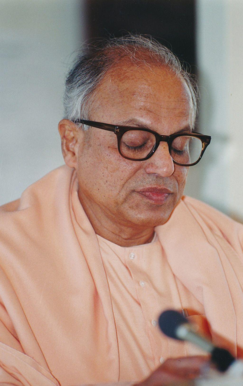 Swami Prapannananda at Shanti Ashram - Photo 1