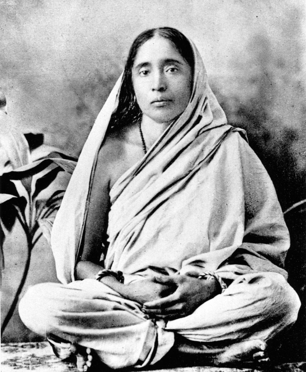 Vedanta Sacramento - Holy Mother Sarada Devi Photo -01