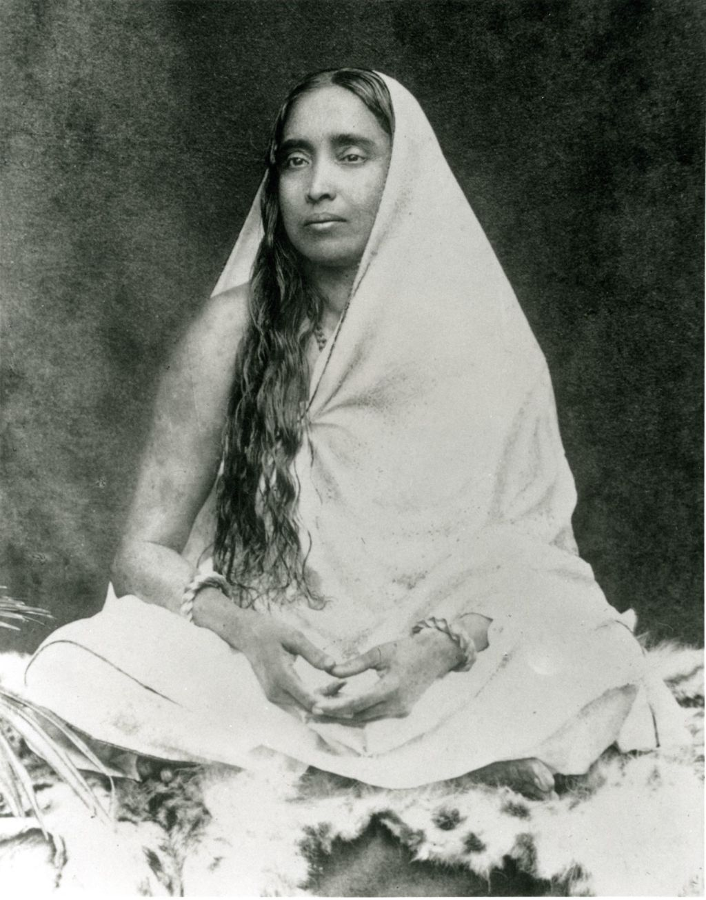 Vedanta Sacramento - Holy Mother Sarada Devi Photo -03
