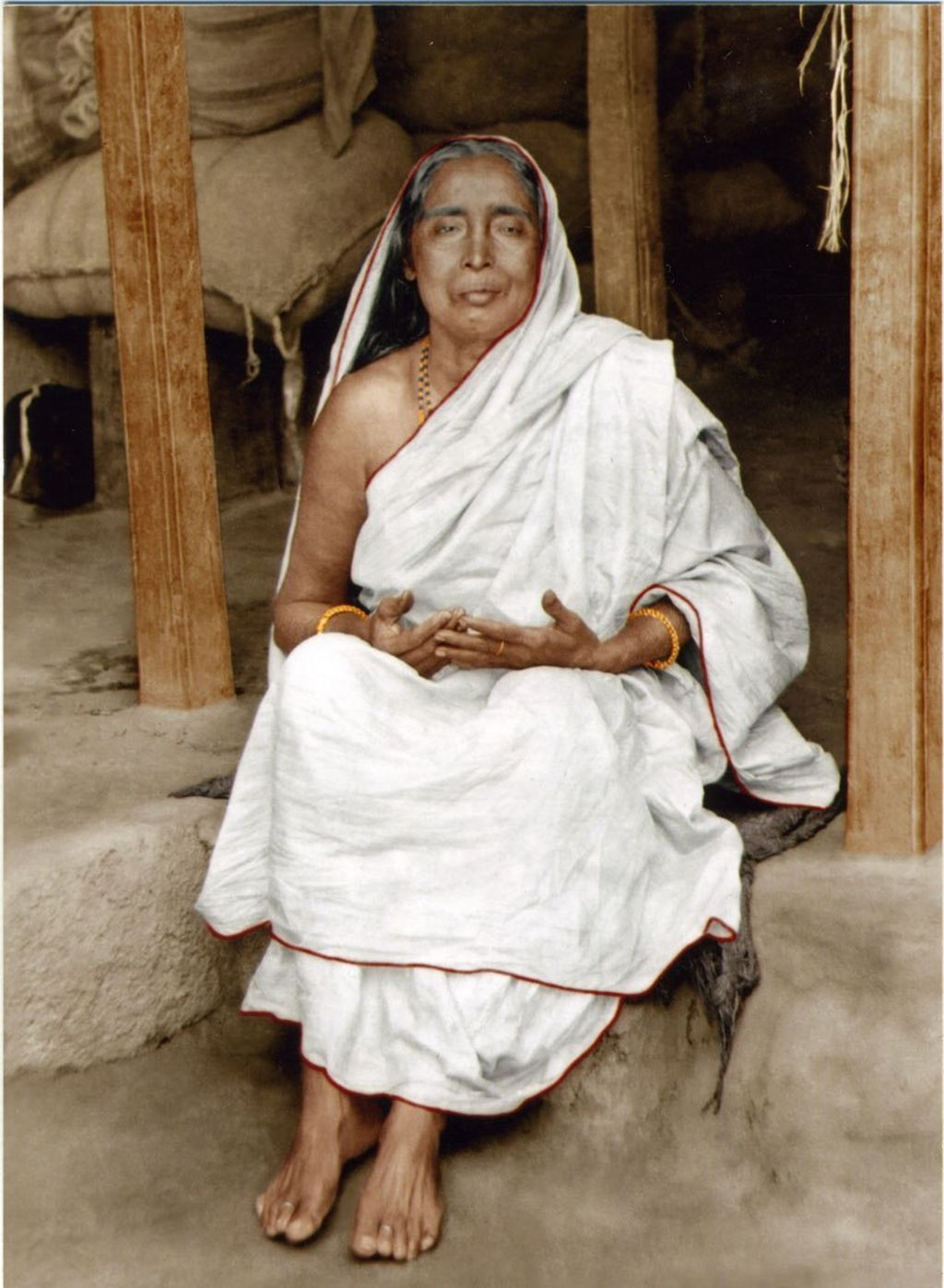 Vedanta Sacramento - Holy Mother Sarada Devi Photo -08